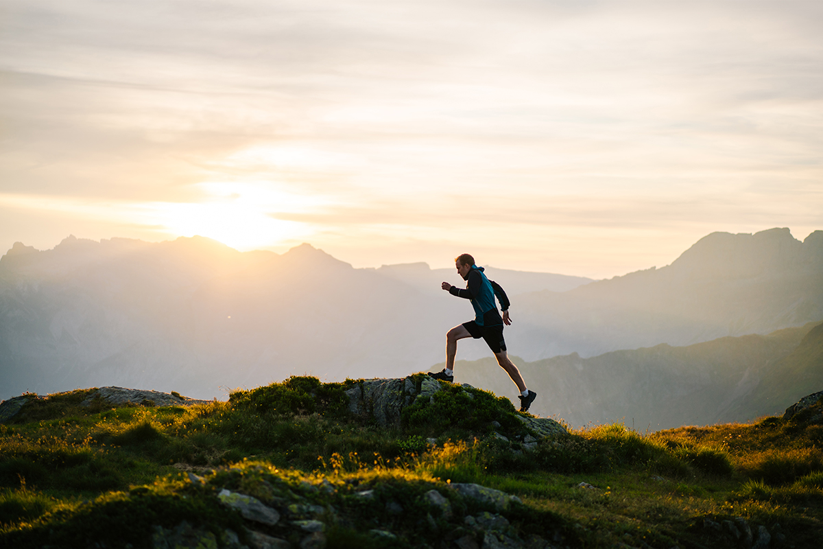 The Trail Runner's Dilemma: Is Walking Up a Trail More Efficient Than Running?