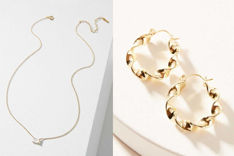 Deal: All Jewelry at Anthropologie Is 30% Off