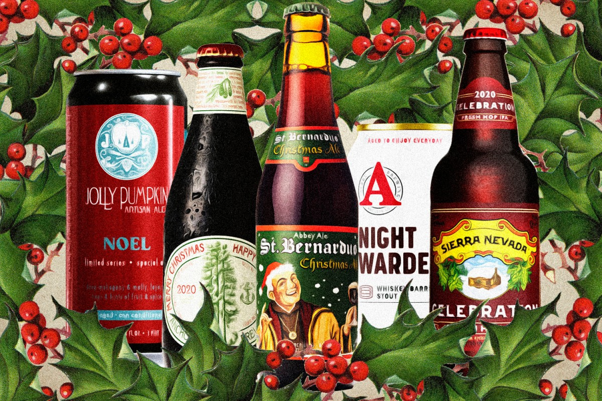 The Best Holiday Beers and Spirits