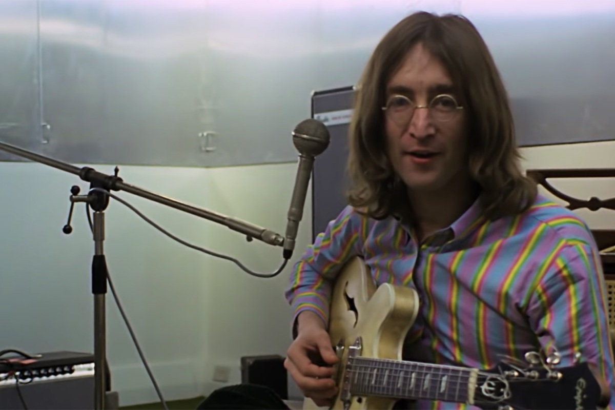 """The 10 Coolest Pieces of Beatles Gear We Spotted in the """"Get Back"""" Teaser"""
