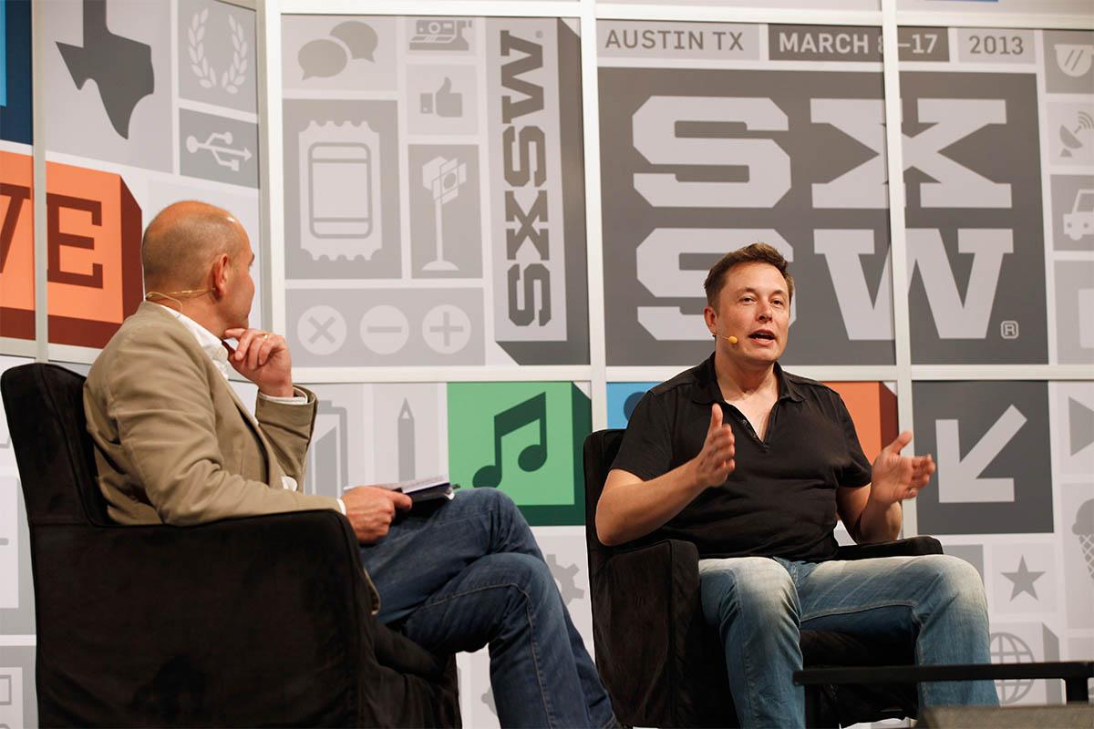 Elon Musk moving to Texas