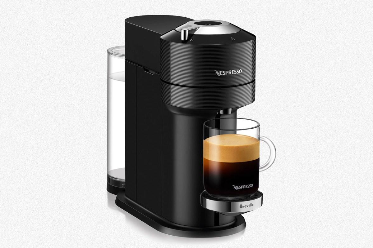 Nespresso Vertuo Next Breville machine