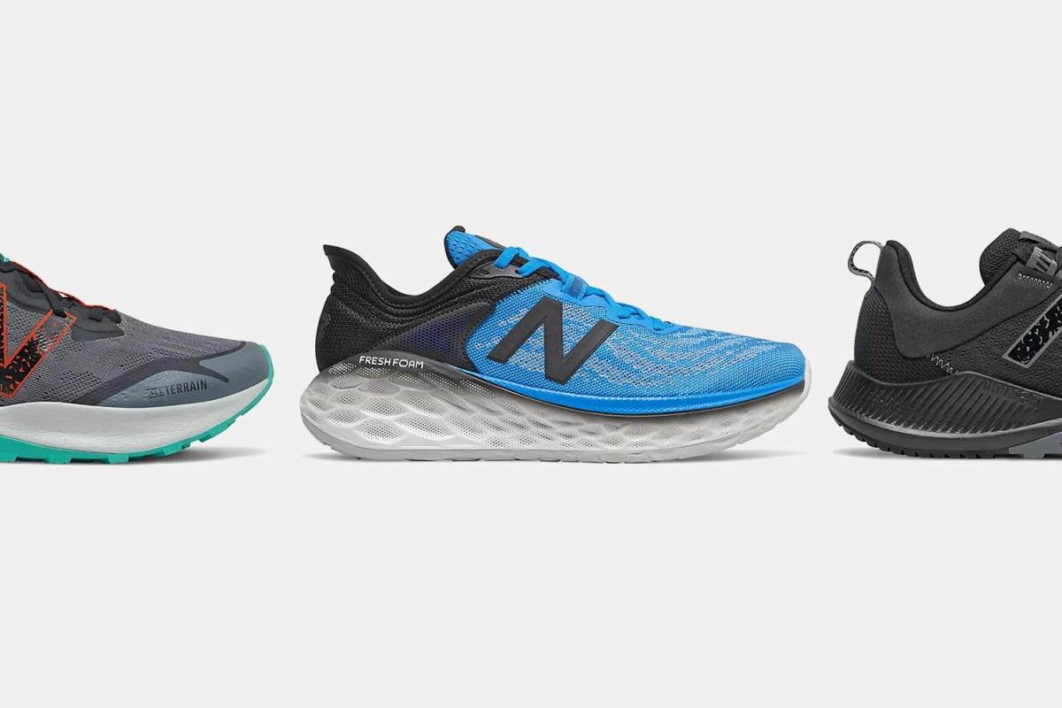 Deal: Save 25% on New Balance's Fresh Foam More v2 Running Shoe
