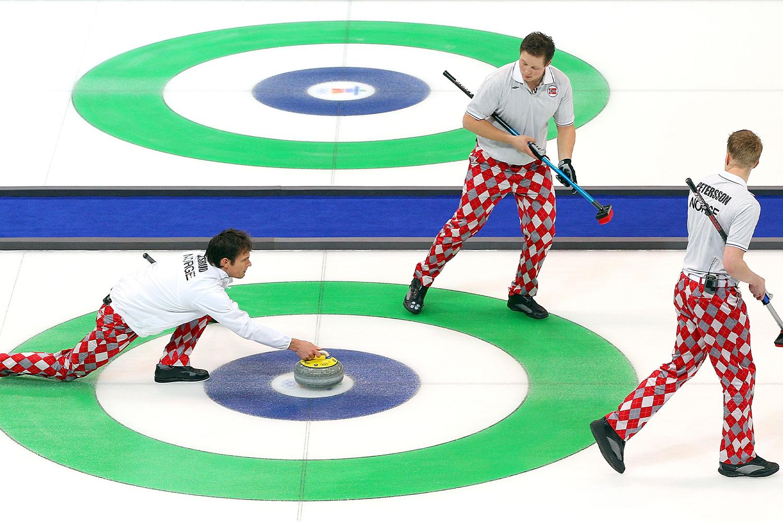 Norway Curling Team