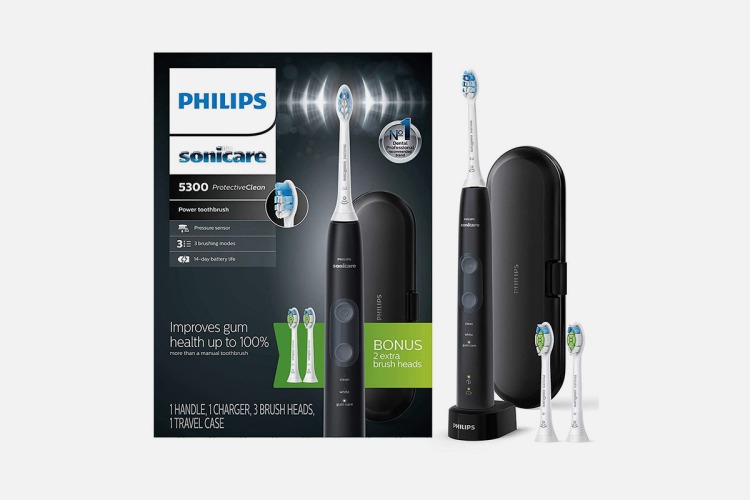 Philips Sonicare 5300 on sale at Amazon