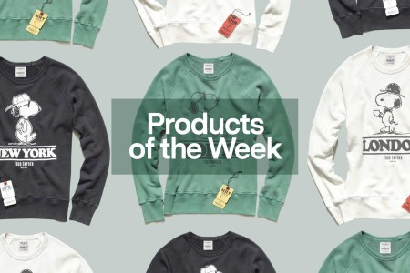 Products of the Week: Todd Snyder x Peanuts, Hemingway Hats and a Great New Peacoat