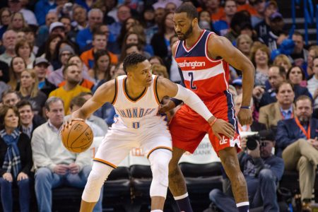Russell Westbrook Dealt by Rockets to Wizards for John Wall in NBA Blockbuster