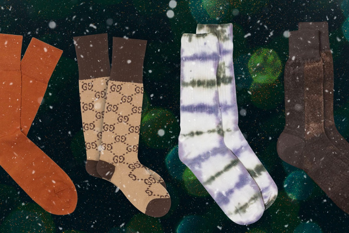 The 12 Best Socks to Give as Gifts This Holiday Season