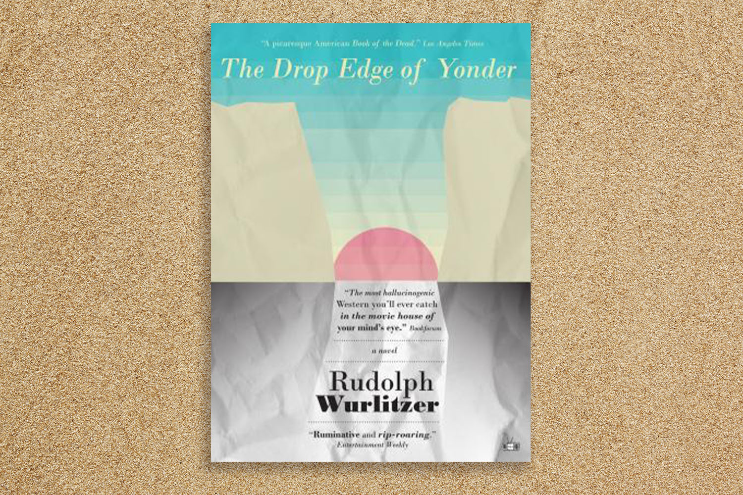 The Drop Edge of Yonder cover.