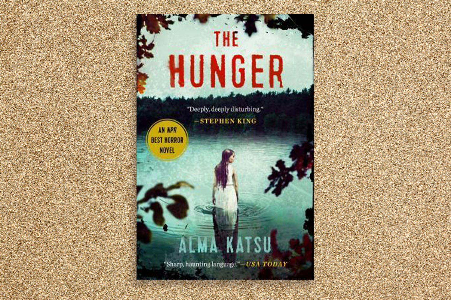 The Hunger cover.