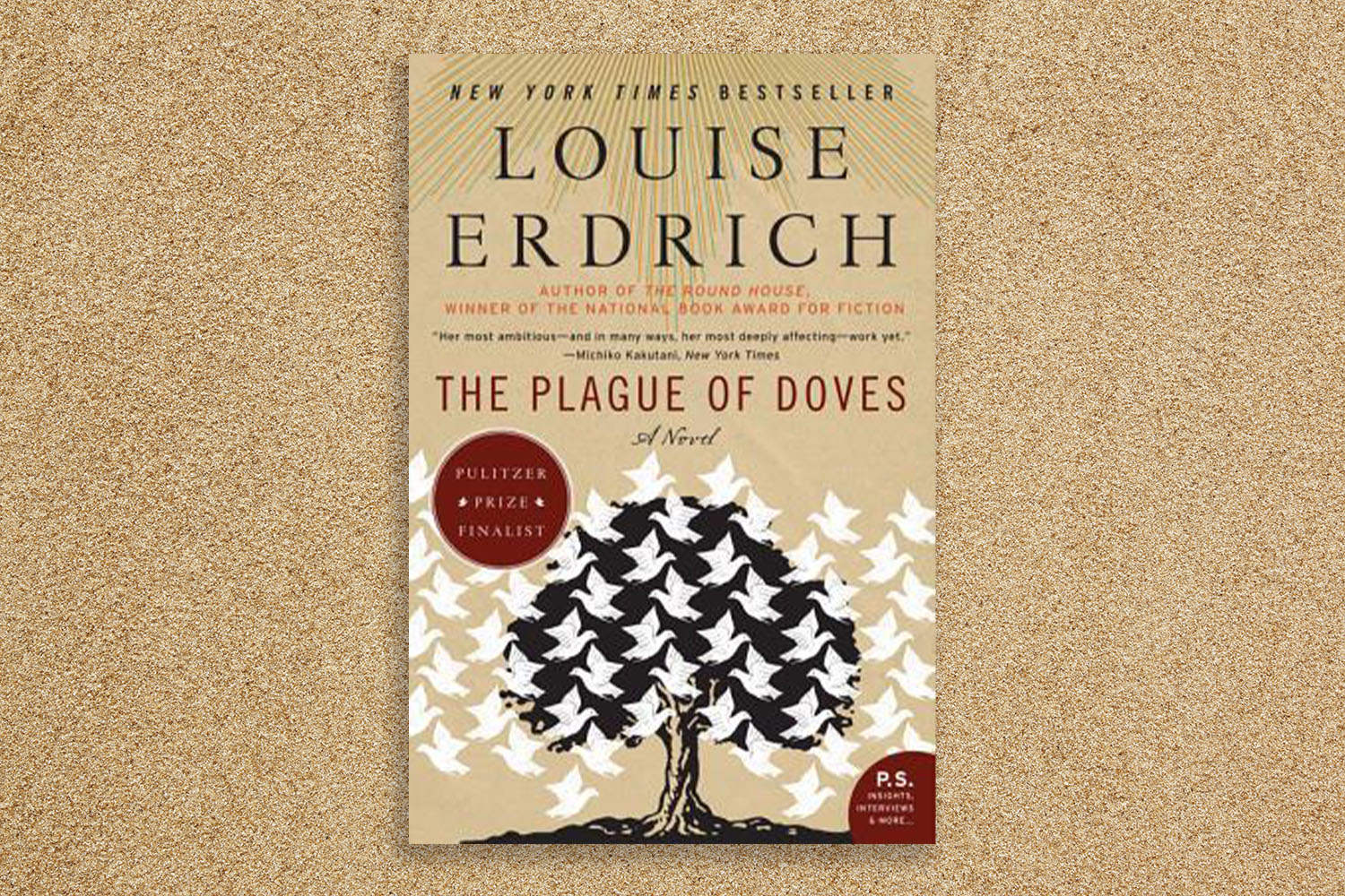The Plague of Doves cover.