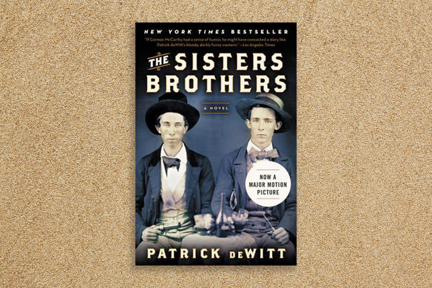 The Sisters Brothers cover.