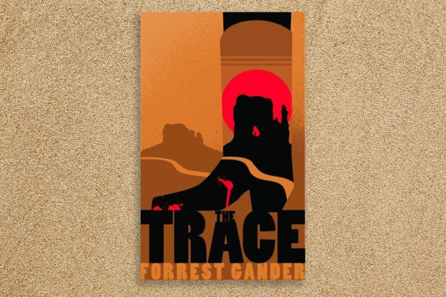 The Trace cover.