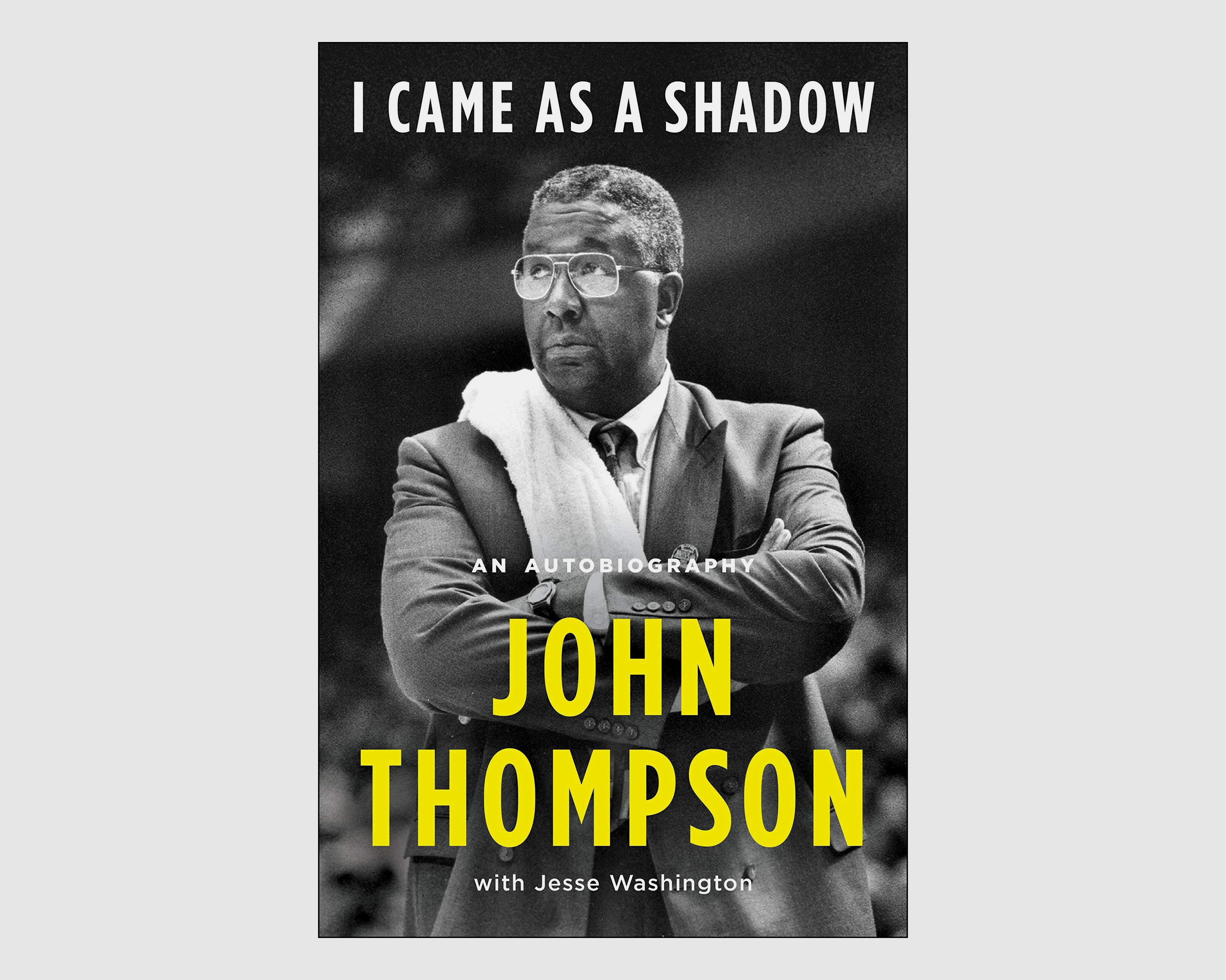 John Thompson's autobiography
