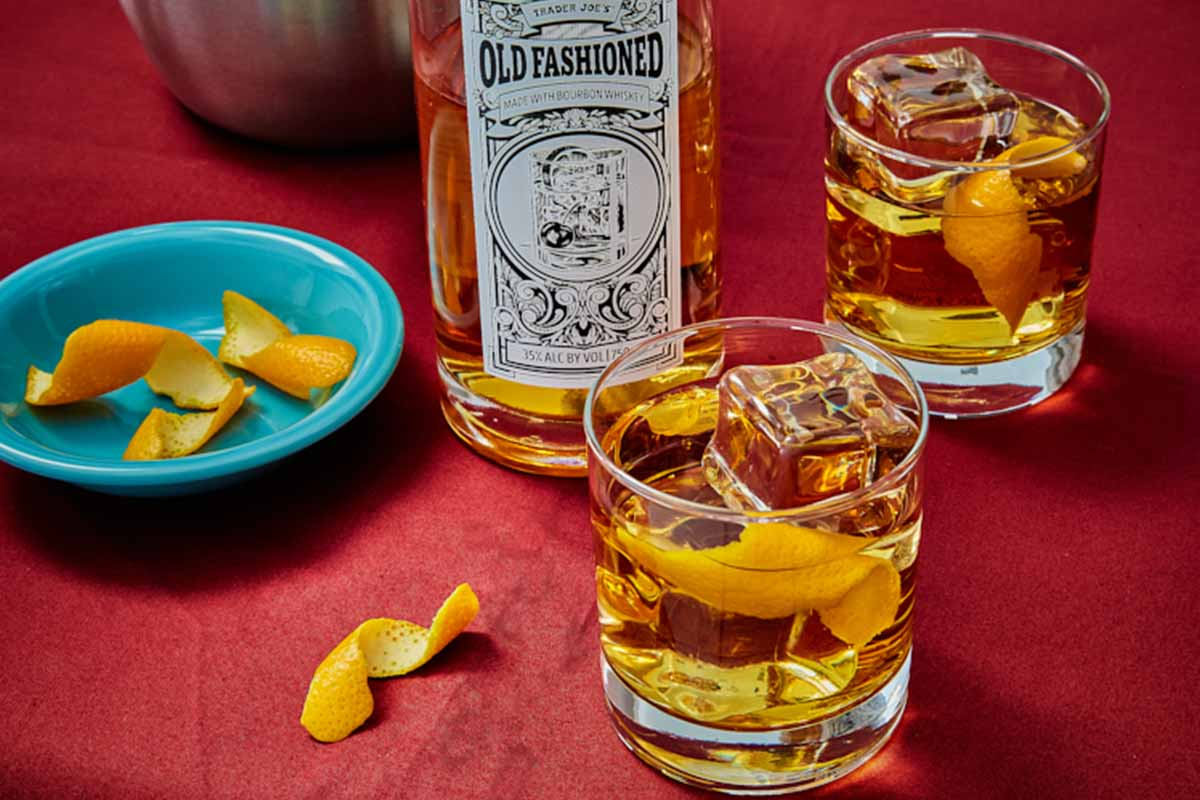 Trader Joe's Old Fashioned