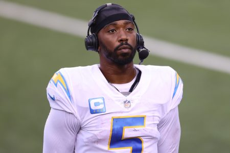 Tyrod Taylor Won't File Grievance vs. Chargers