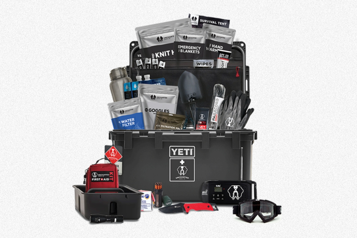 Uncharted Supply Co Yeti Basecamp