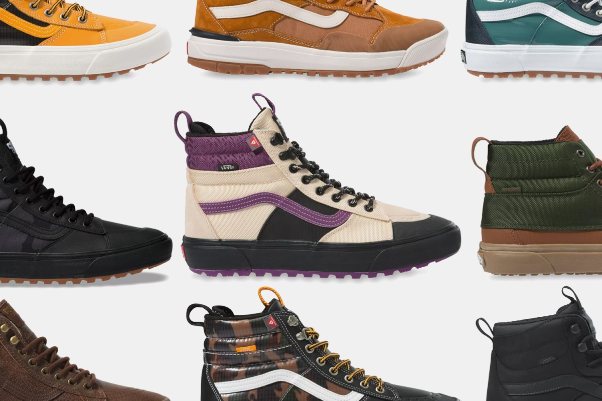 vans alll weather mte sneaker boots