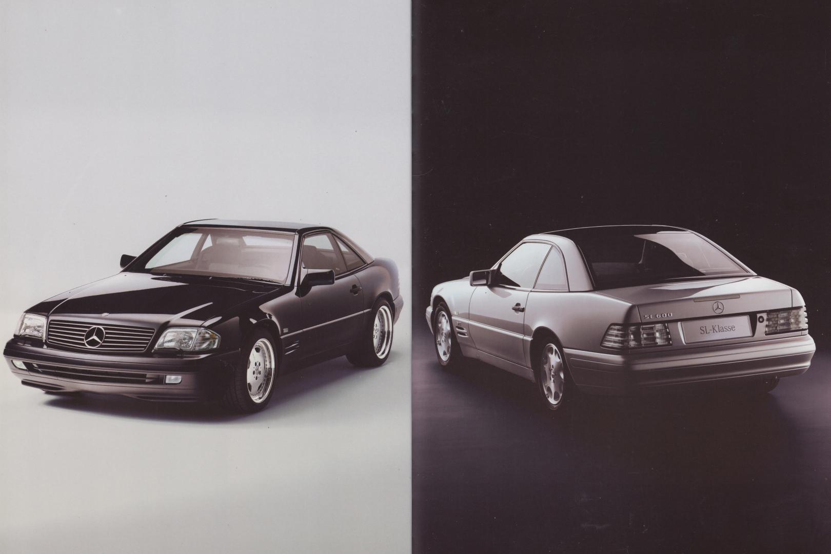 1998 mercedes sl