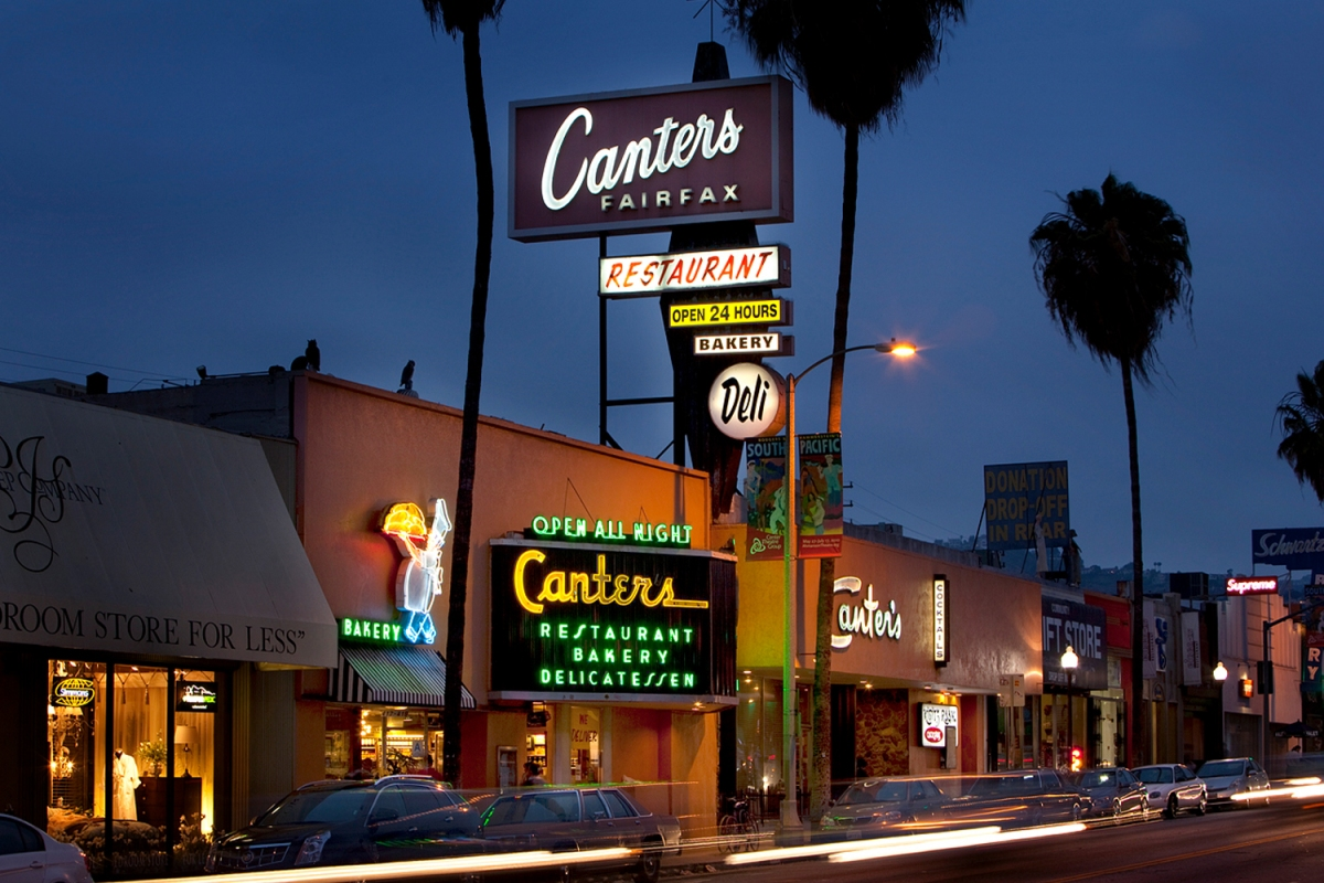 Canter's on Fairfax
