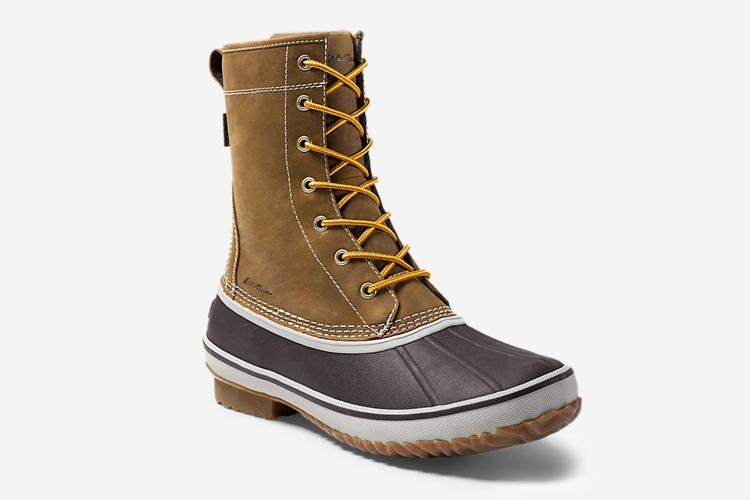 Deal: Eddie Bauer's Winter-Ready Hunt Pac Boots Are Half-Price