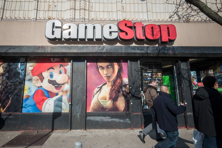 video game retailer GameStop