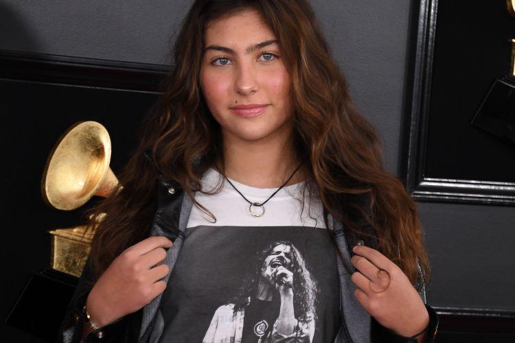Toni Cornell, daughter of Chris Cornell