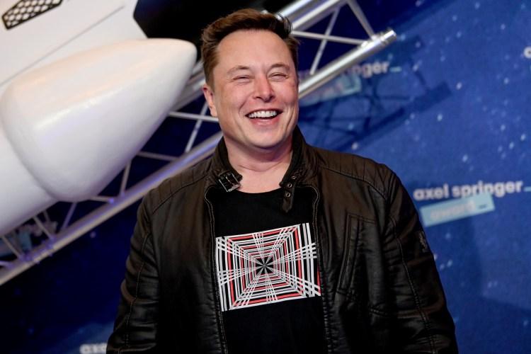 Elon Musk world's richest person