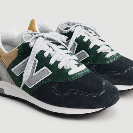 J.Crew New Balance 1400 sneaker collaboration