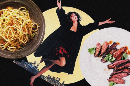 """Moonstruck,"" Not ""Goodfellas,"" Is the Essential Italian Food Movie"