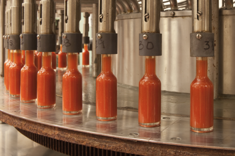 We Dunno About Sausage, But This Is How the Hot Sauce Is Made