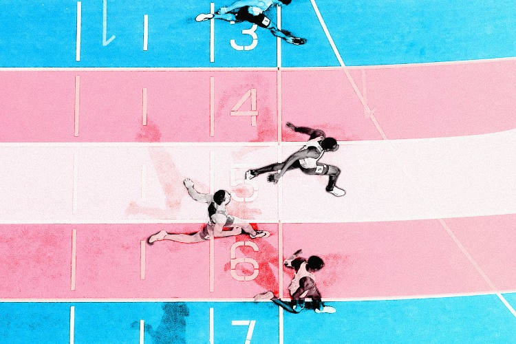 What About the Trans Athletes Who Compete — And Win — in Men's Sports?