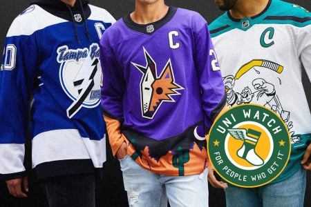The 2021 Uni Watch NHL Season Preview
