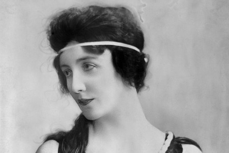 actress Audrey Munson