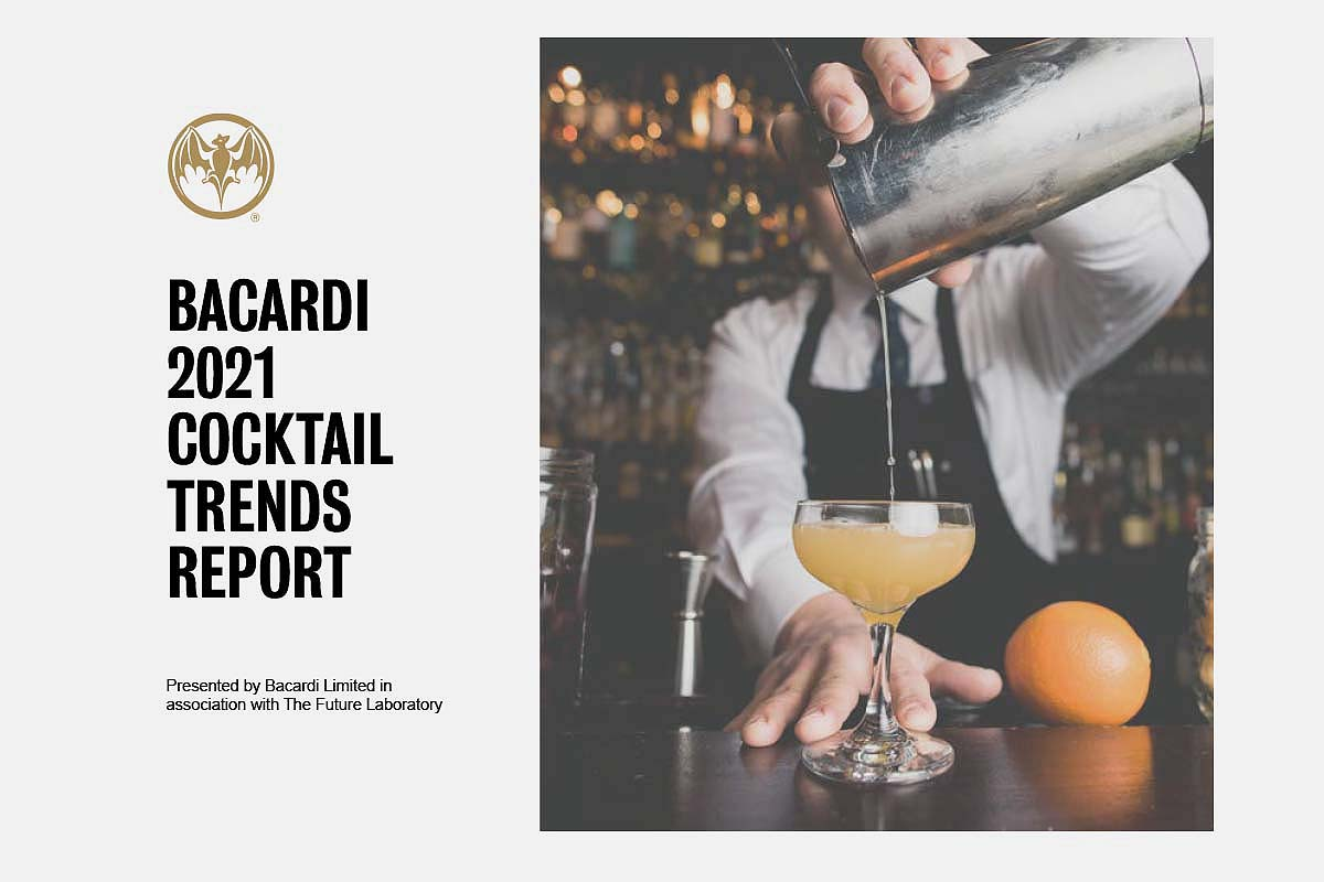 Bacardi Cocktail Trends