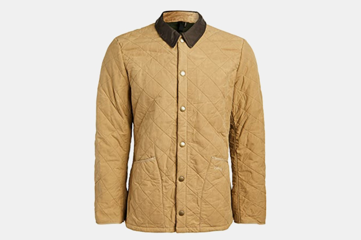 Barbour Luxury Heritage Liddesdale Quilted Jacket