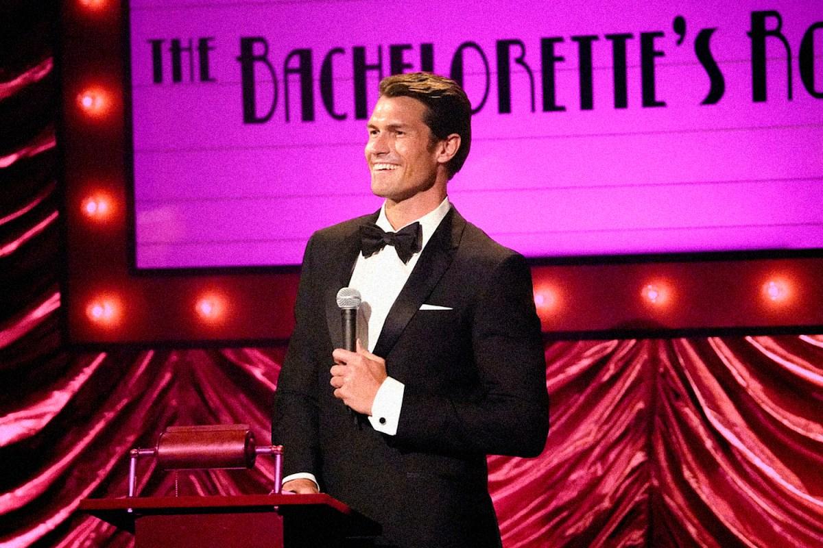 Bennett Jordan on The Bachelorette season 16