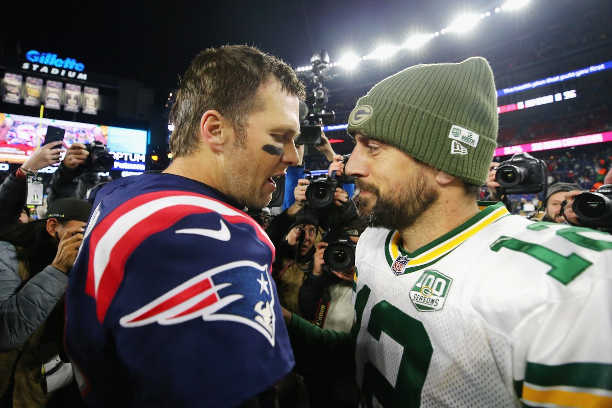 Advertisers Bet Brady-Rodgers in NFC Championship Is Must-See TV