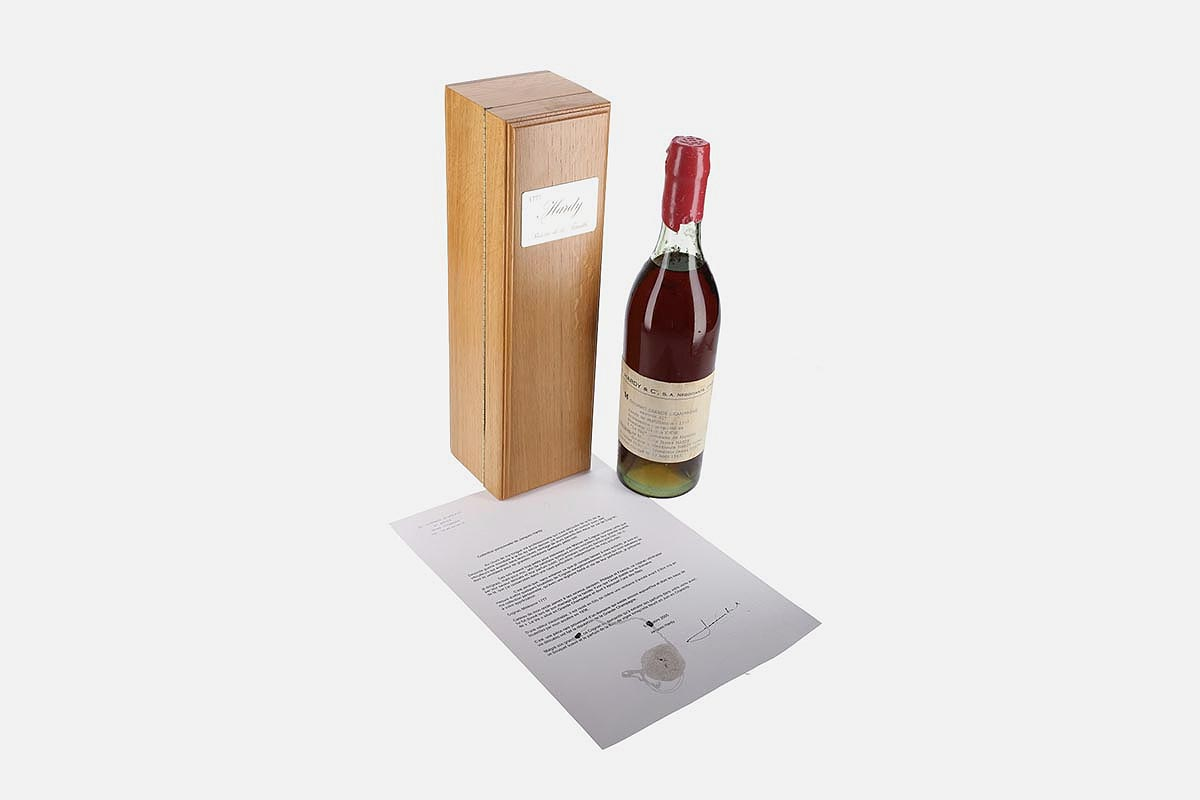 Cognac from Whisky.Auction