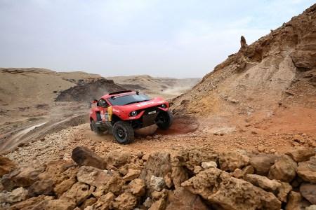 Dakar Rally 2021 in Saudi Arabia