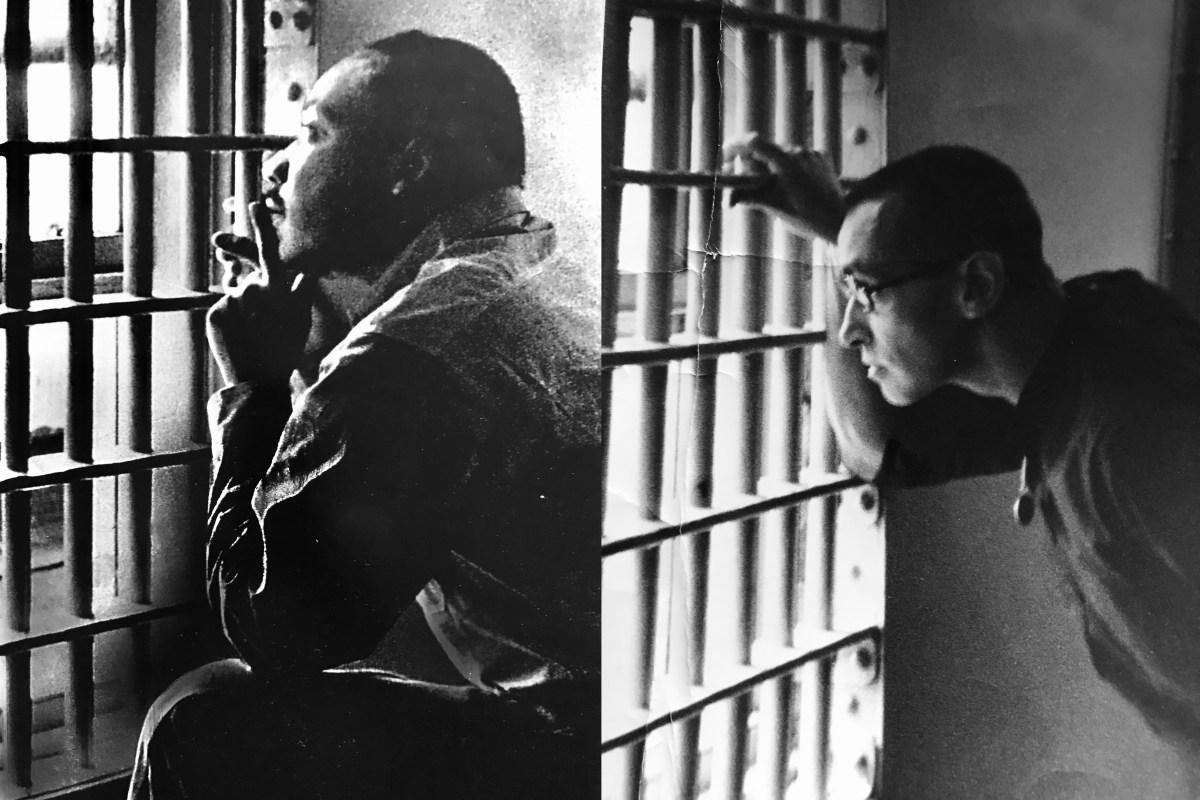 mlk wyatt tee walker birmingham jail