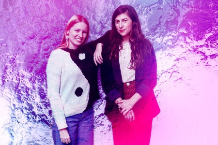 Melody Serafino and Erin Allweiss, founders of No. 29 and Enough.