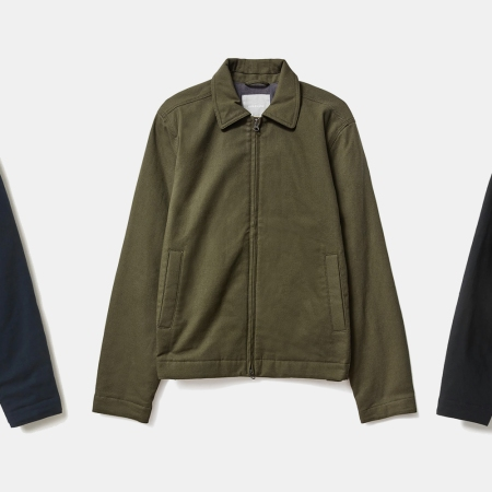 Everlane Filled Canvas Jacket