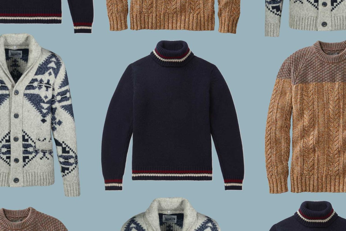 10 Thick, Juicy Sweaters to Get You Through the Winter