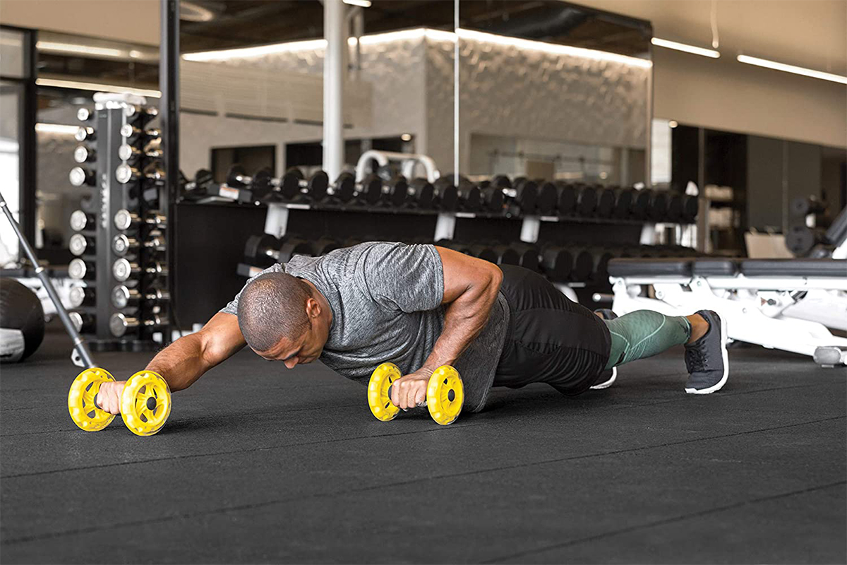 Why Core Wheels Are a No-Brainer Addition to Your Home Workout Routine