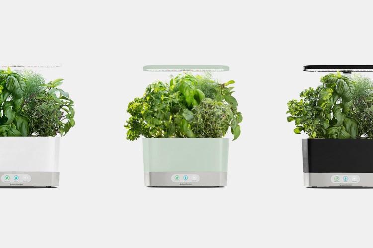 aerogarden harvest LED grow kit