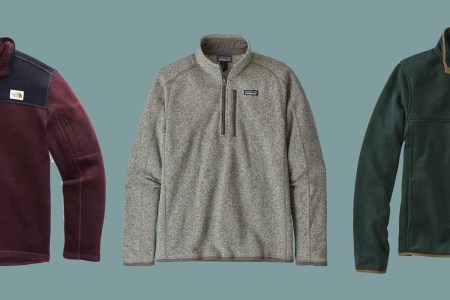 Take It From a Woman: Your Quarter-Zip Is Still Totally Fine