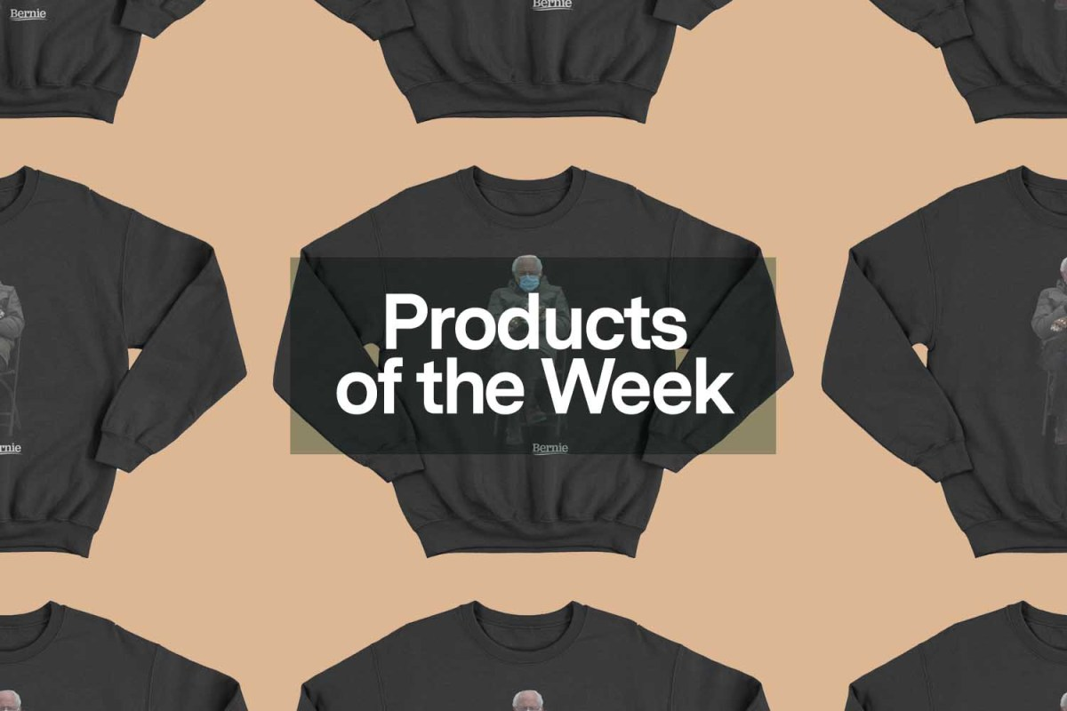 Products of the Week: A Noah x Batman Collab, Turkish Towels and Bernie Sanders Crewnecks