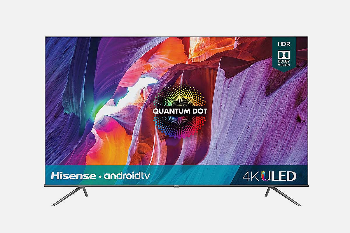 "Hisense 75"" H8G Quantum 4K ULED Android Smart TV"