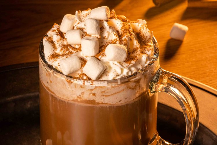 Hornitos hot chocolate